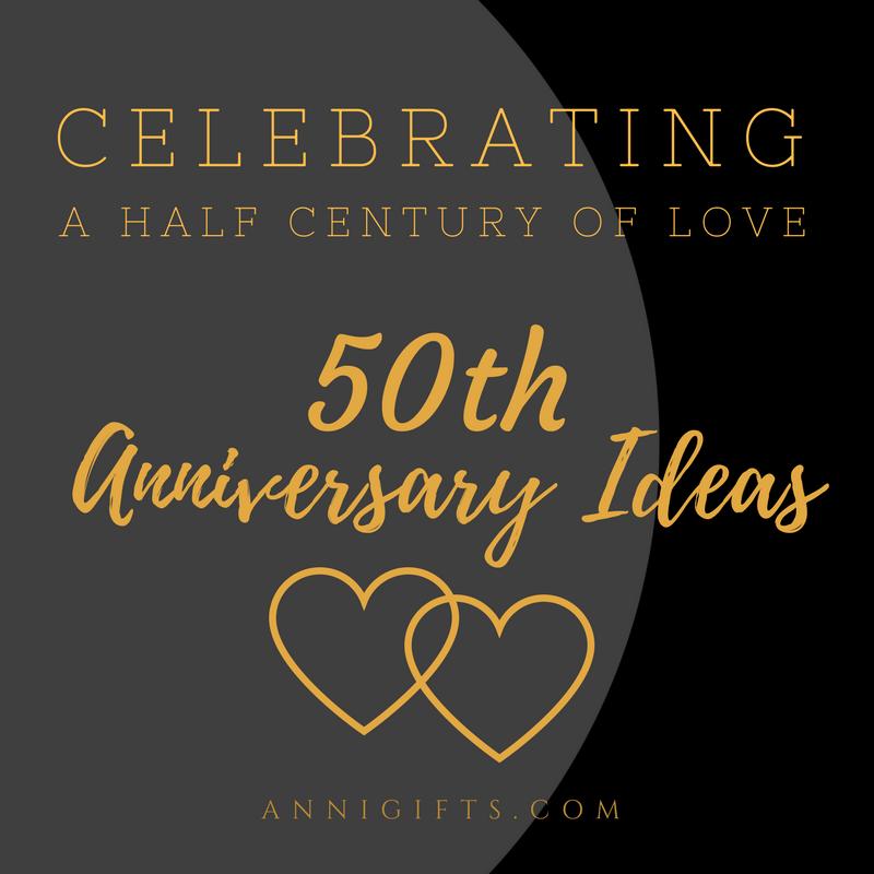 50th anniversary trip ideas